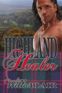 highland healer, willa blair, romance