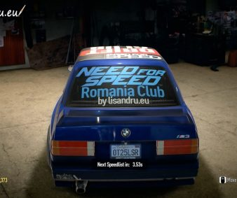 Need for speed Romania Club