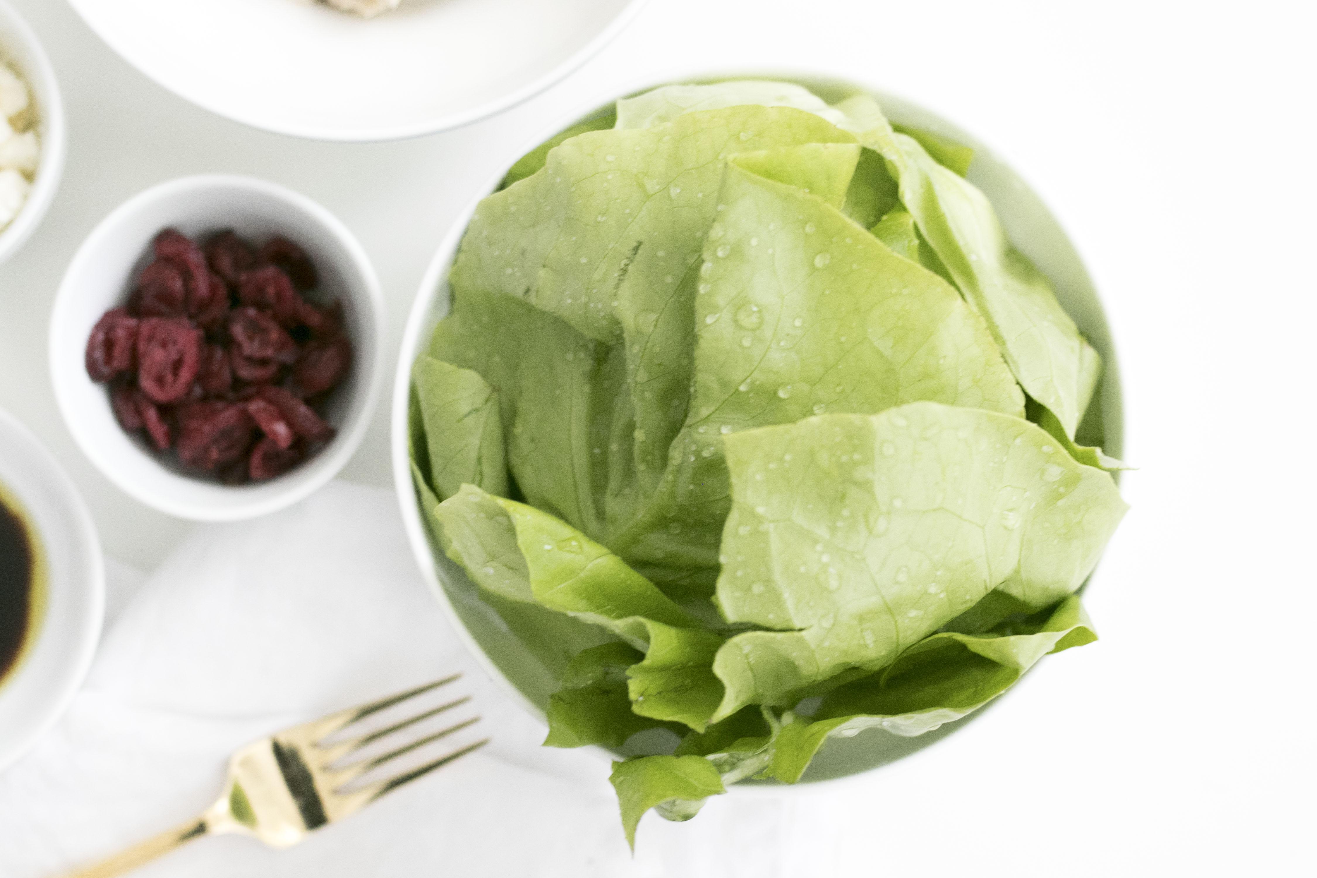 lettuce salad ingredients - HD4500×3000