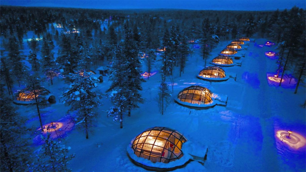 Best IGLOO Hotels