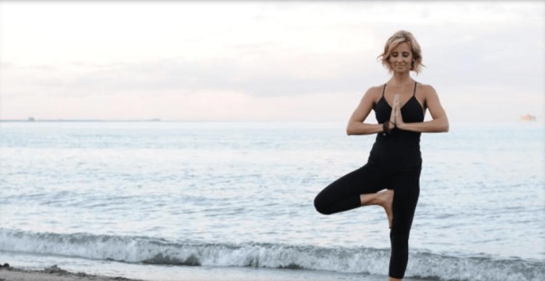 New Burlington Yoga Class