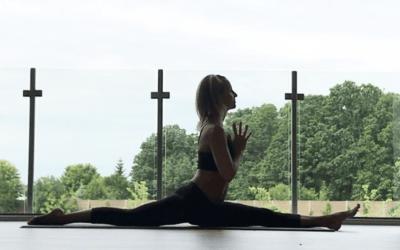 The Healing Power of My Yoga Journey