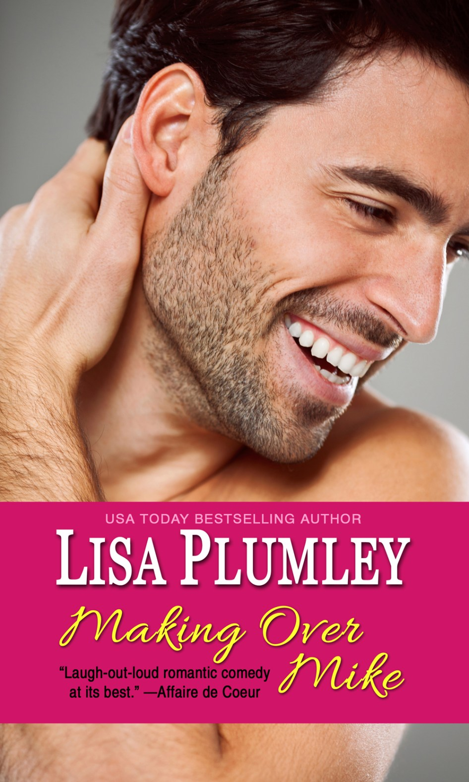 Making Over Mike by Lisa Plumley