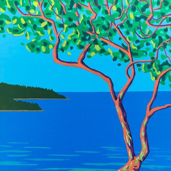 Arbutus Tree 2