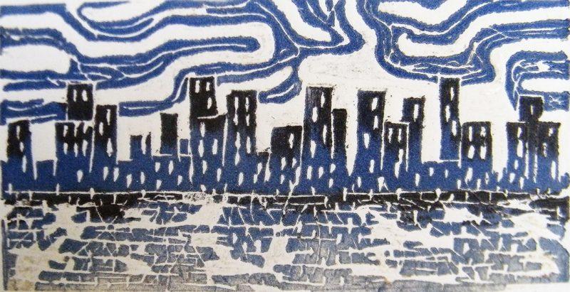 City – Blue