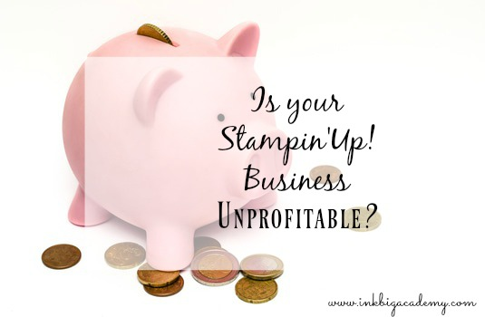 Stampin'Up! Demonstrators: are your classes PROFITABLE? Learn how to sell product and make money!