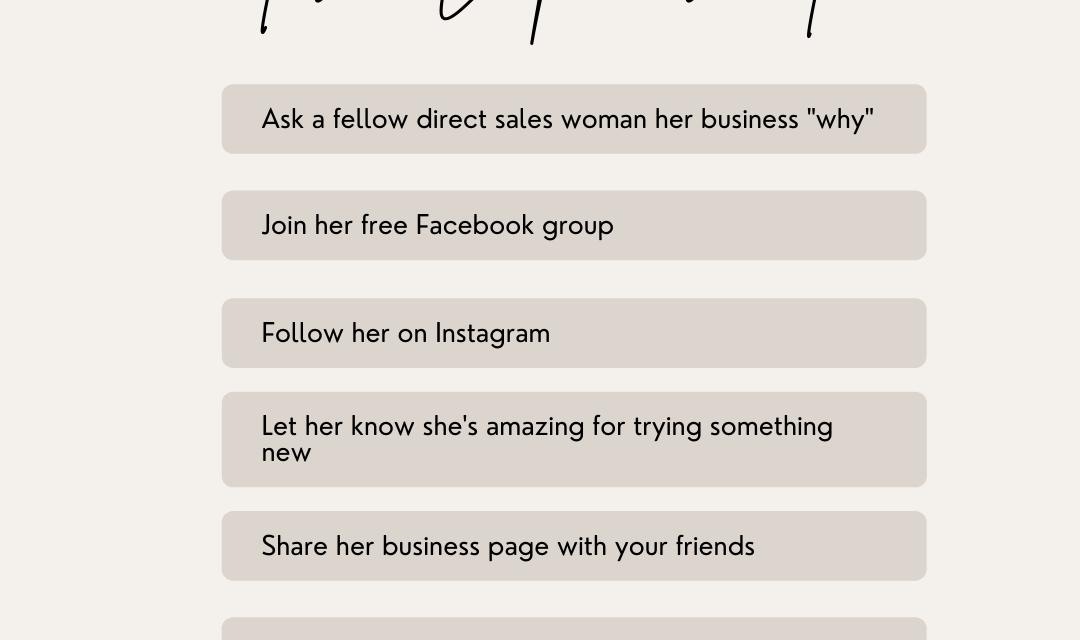 Episode 28: Empowering Women in Direct Sales