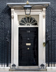 sell your house fast with a black door