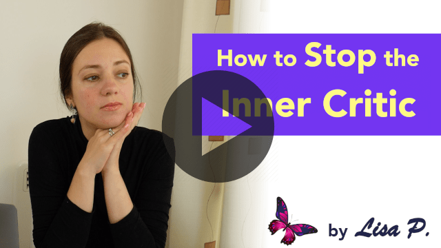 How to stop the inner critic
