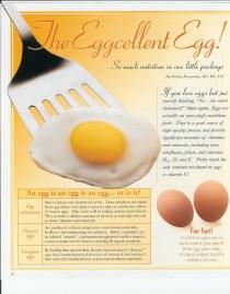 Eggcellent egg!