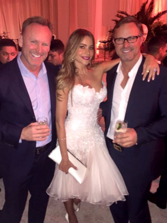dd31a47ee3c What You Didn t Know About Sofia Vergara s Grammys Dress! - Lisa ...