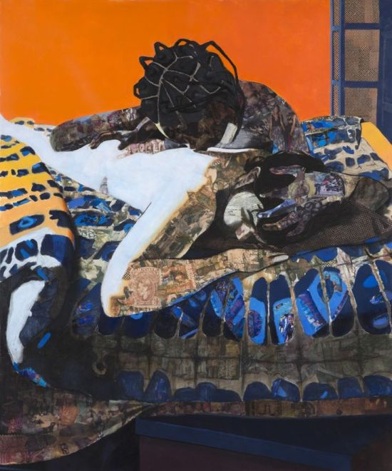 Njideka Akunyili Crosby--Re-Branding My Love