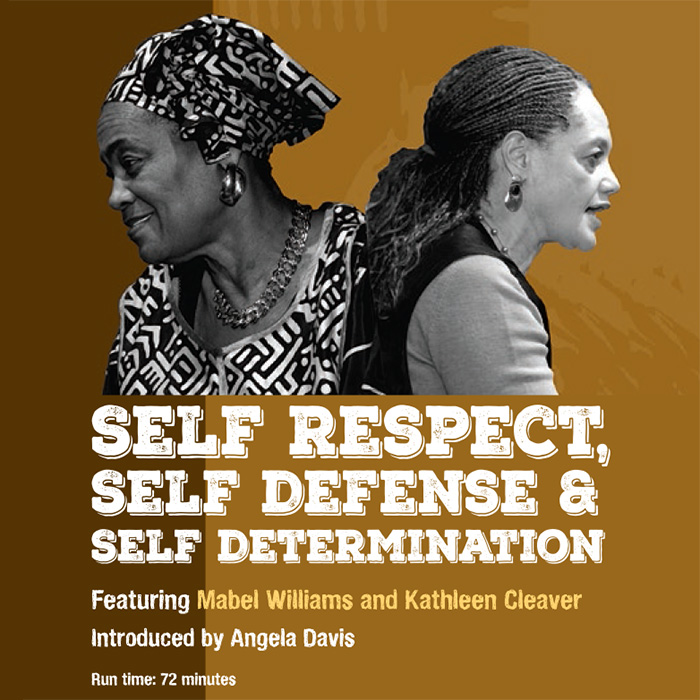 Self Determination DVD Sleeve