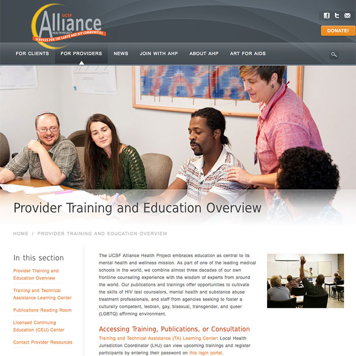 AHP-Training-Ed-Page