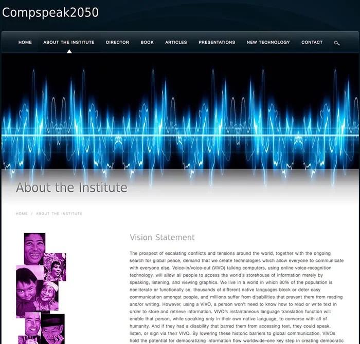 Compspeak2-About