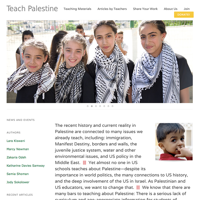 TeachPal Website