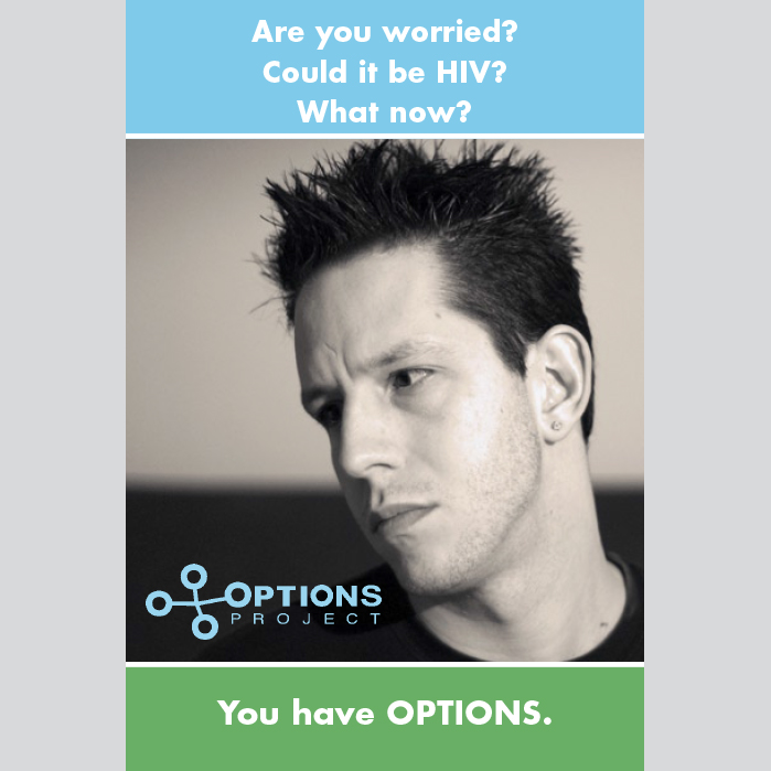 Options Postcard