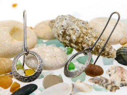 vegan friendly drop earrings