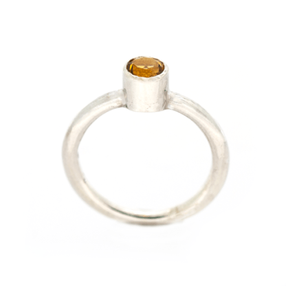 eco friendly recycled silver ring | Lisa Rothwell-Young