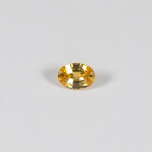 Ethical Oval Yellow Tourmaline|Lisa Rothwell-Young