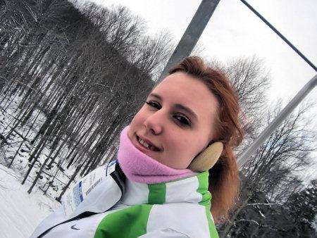 Missy ski lift