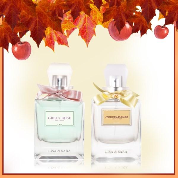 Aqua Perfume Set
