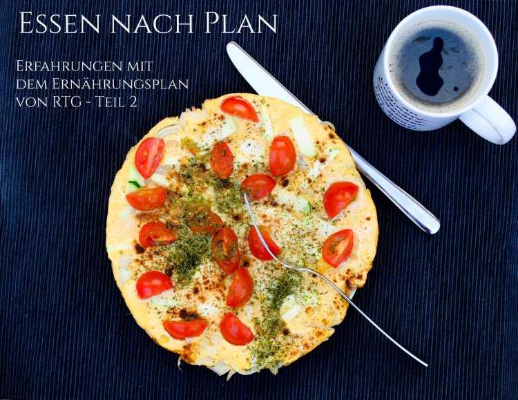 Essen nach Plan | Meine Erfahrungen mit dem Ernährungsplan von Road ...