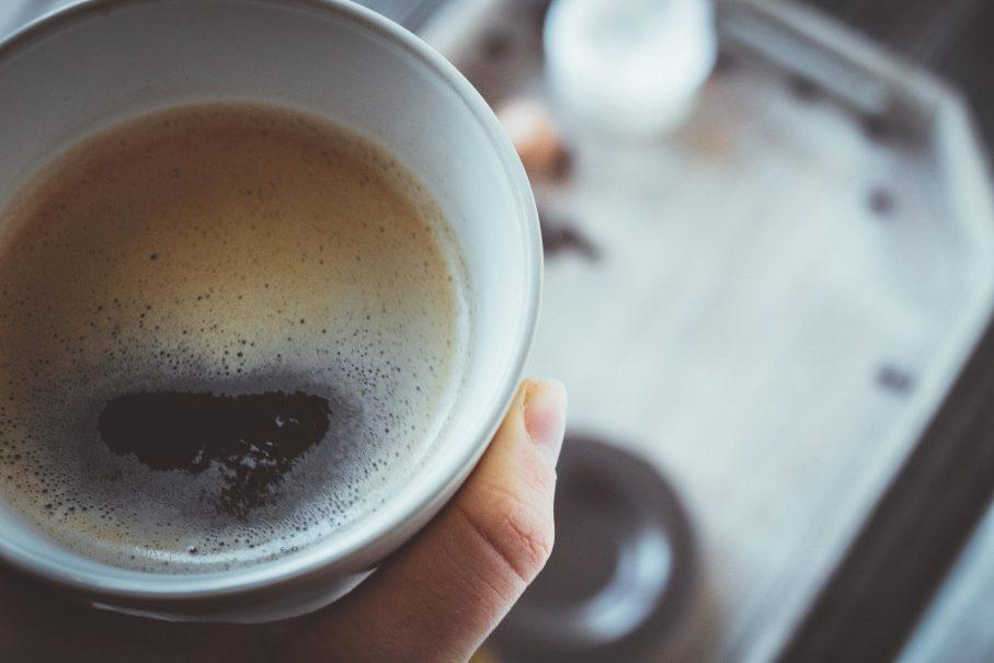 Kaffee schwarz trinken ohne Zucker und Milch. 5 Tipps
