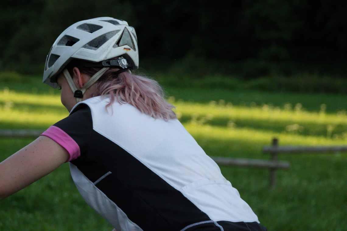 Radtouren mit gesunden Snacks von Dr. Karg's