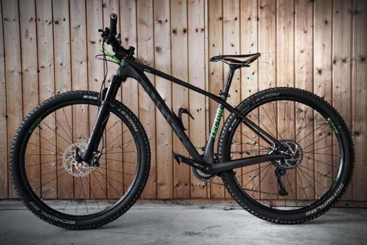 Ghost Lector 2017 Mountainbike