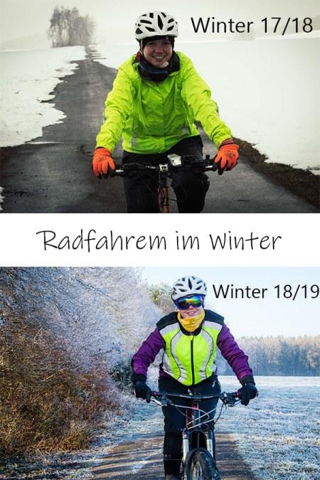 Radfahren im Winter die richtige Kleidung und Ausrüstung
