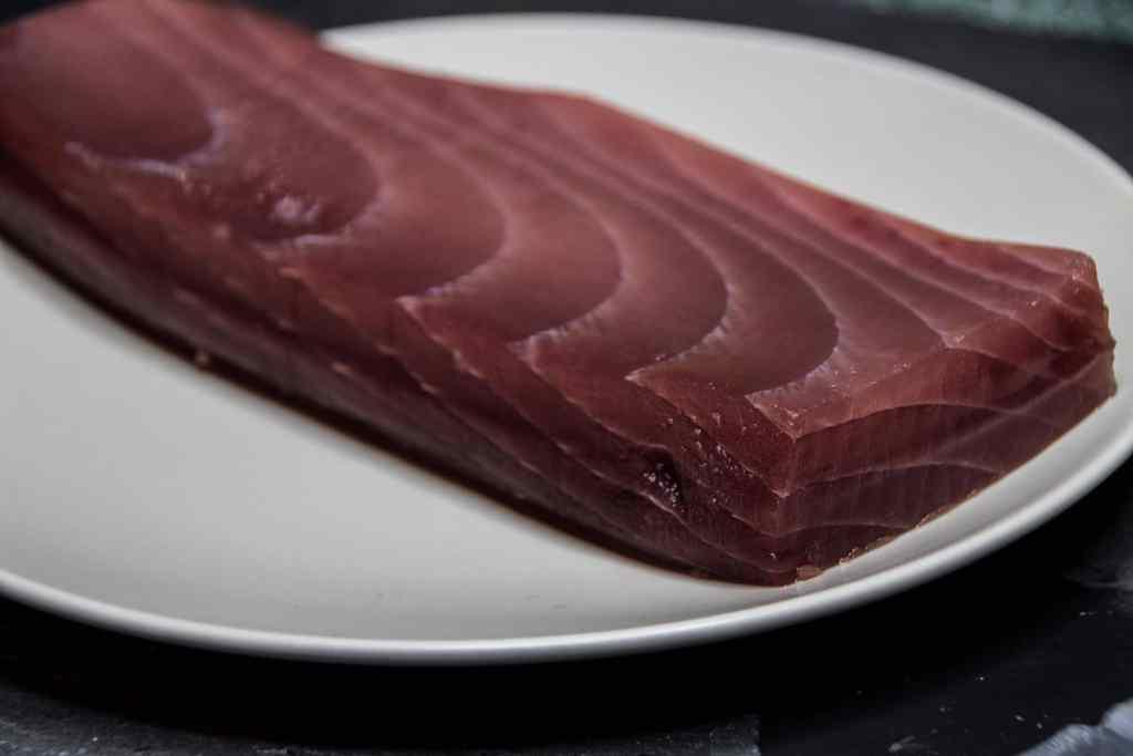 Thunfischfilet von deutsche See - ideal zum Abnehmen