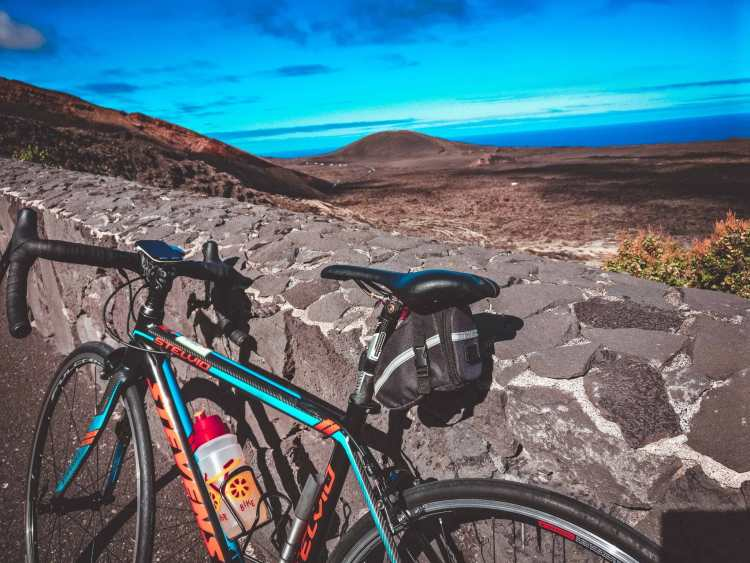 Rennradfahren auf Lanzarote - meine Erfahrungen. Reisebericht.
