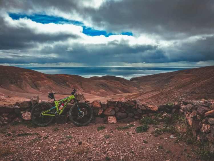 Mountainbiking auf Lanzarote - Erfahrungsberichte und Tipps