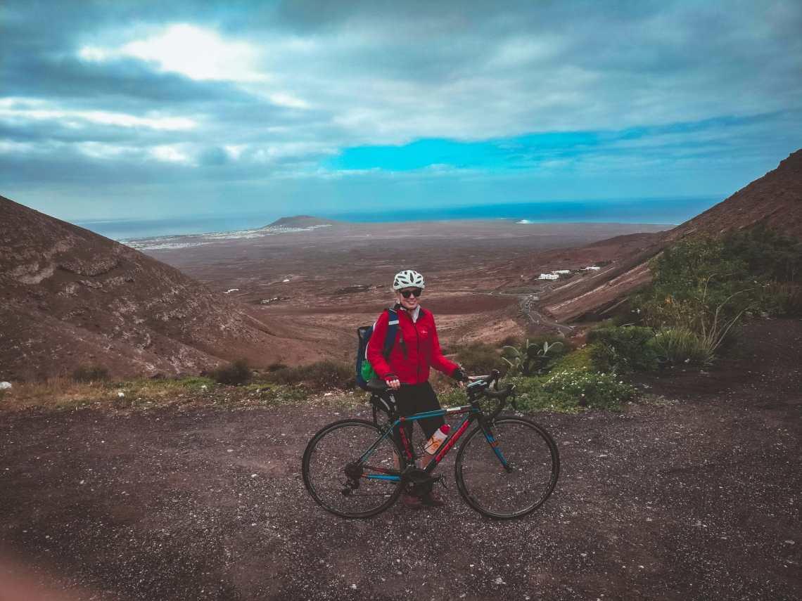 Mein Radurlaub in Lanzarote - Mountainbike und Rennrad