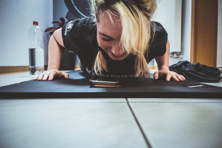 KERNWERK Zuhause trainieren und dabei Spaß haben