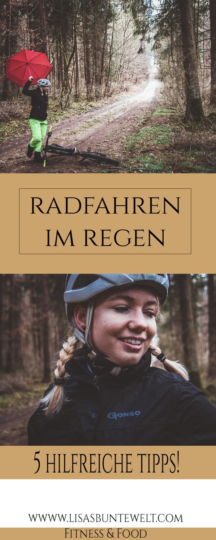 Radfahren im Regen - Bekleidung, Sicherheit und Tipps