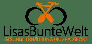 LisasBunteWelt Logo Gesunde Ernährung und Radsport Blog