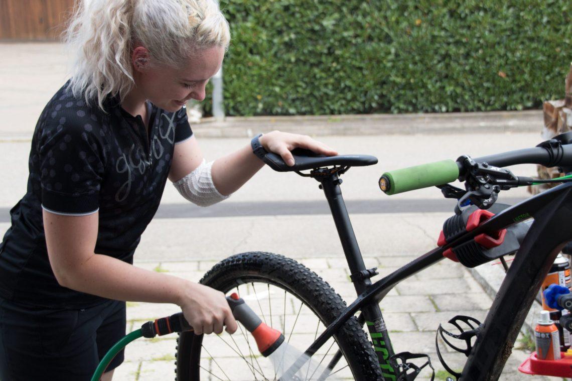 Routinen zum Abnehmen mit dem Fahrrad