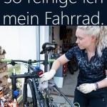 Fahrrad reinigen - Tipps und Tricks zur Reinigung vom Mountainbike