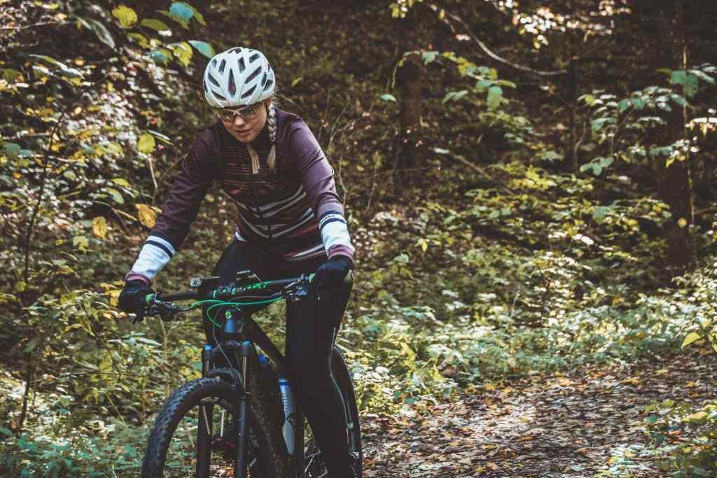 Langarm Fahrradtrikot für den Herbst - die richtige Kleidung zum Radfahren