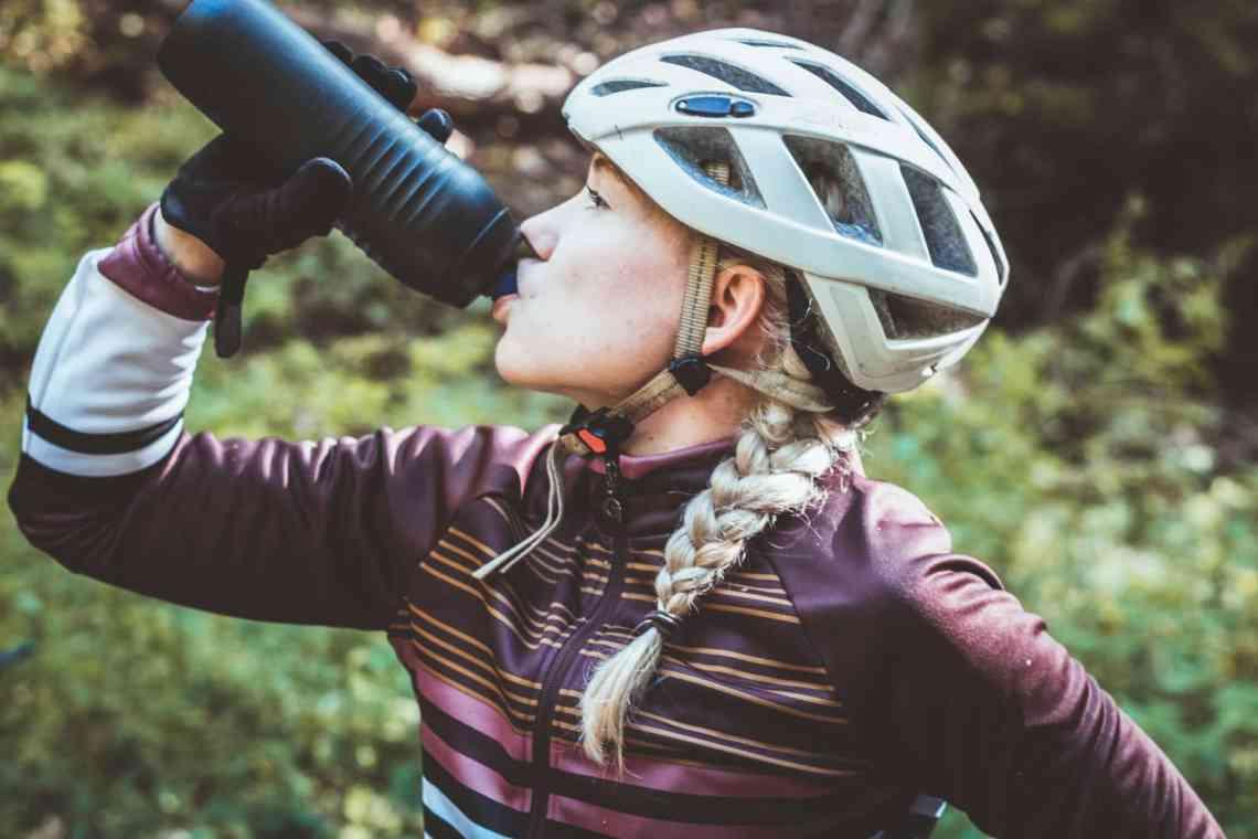 Richtig trinken beim Radfahren mit Keego