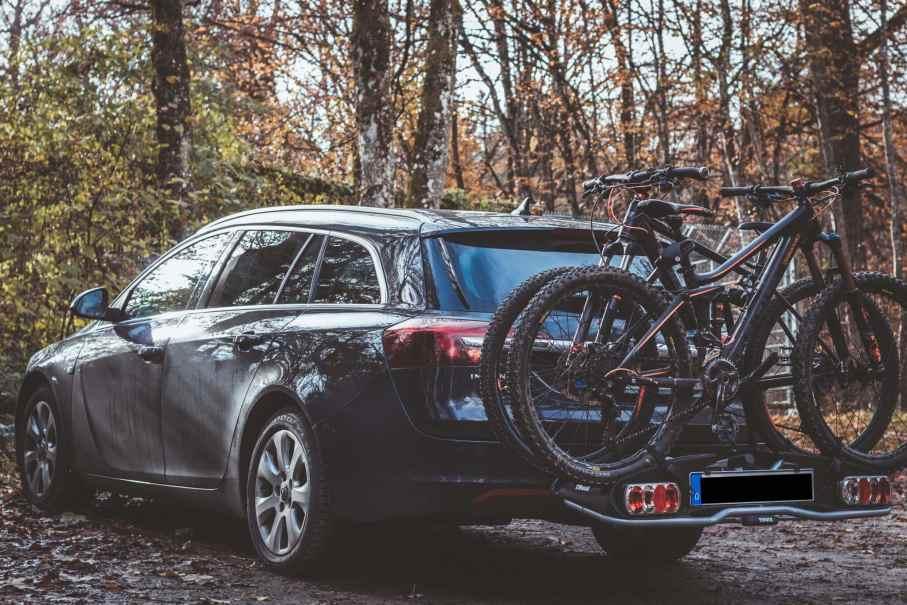 Gefunden bei mobile.de - meinen Kombi. Ideal zum Fahrradtransport.