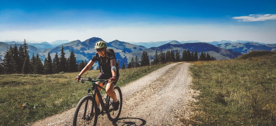 Gonso Sitivo Radhose im Einsatz bei langen Strecken - keine Sitzschmerzen beim Radfahren.