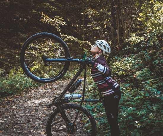Radfahren mit Knie Arthrose. Ich erzähle dir meine persönliche Geschichte.