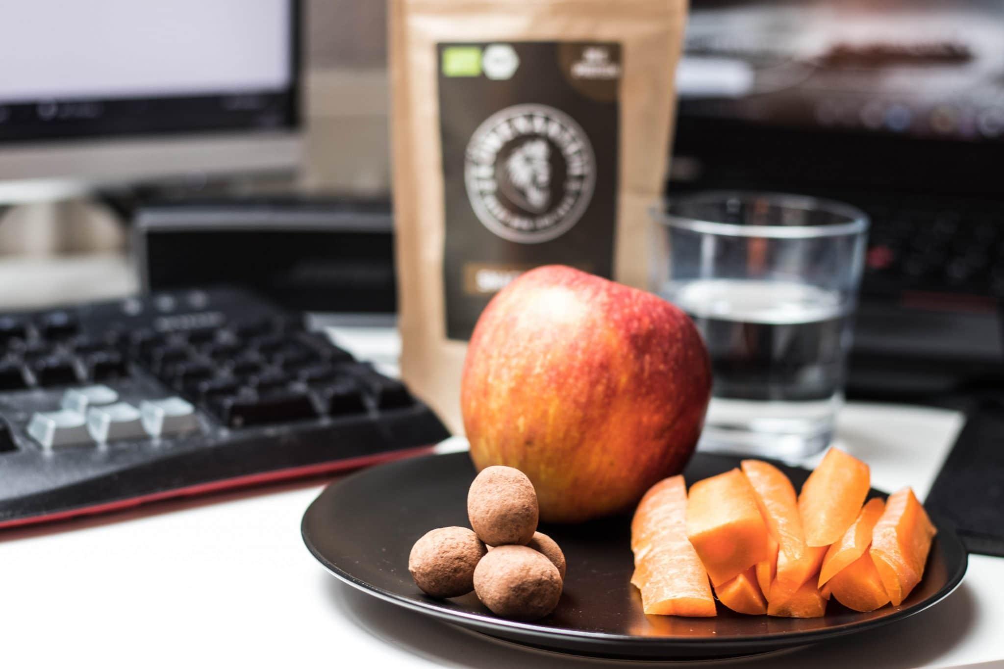 Diese gesunden Snacks eigenen sich super für zwischendurch! Snackballs von Löwenanteil, persönliche Erfahrungen.