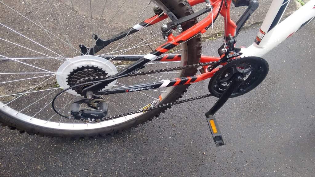 Meine Fahrrad Geschichte: Billig Fahrrad Mountainbike von Amazon KS-Cycling - meine Erfahrungen.