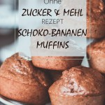 Protein-Schoko-Bananen-Muffins Fitnessrezept