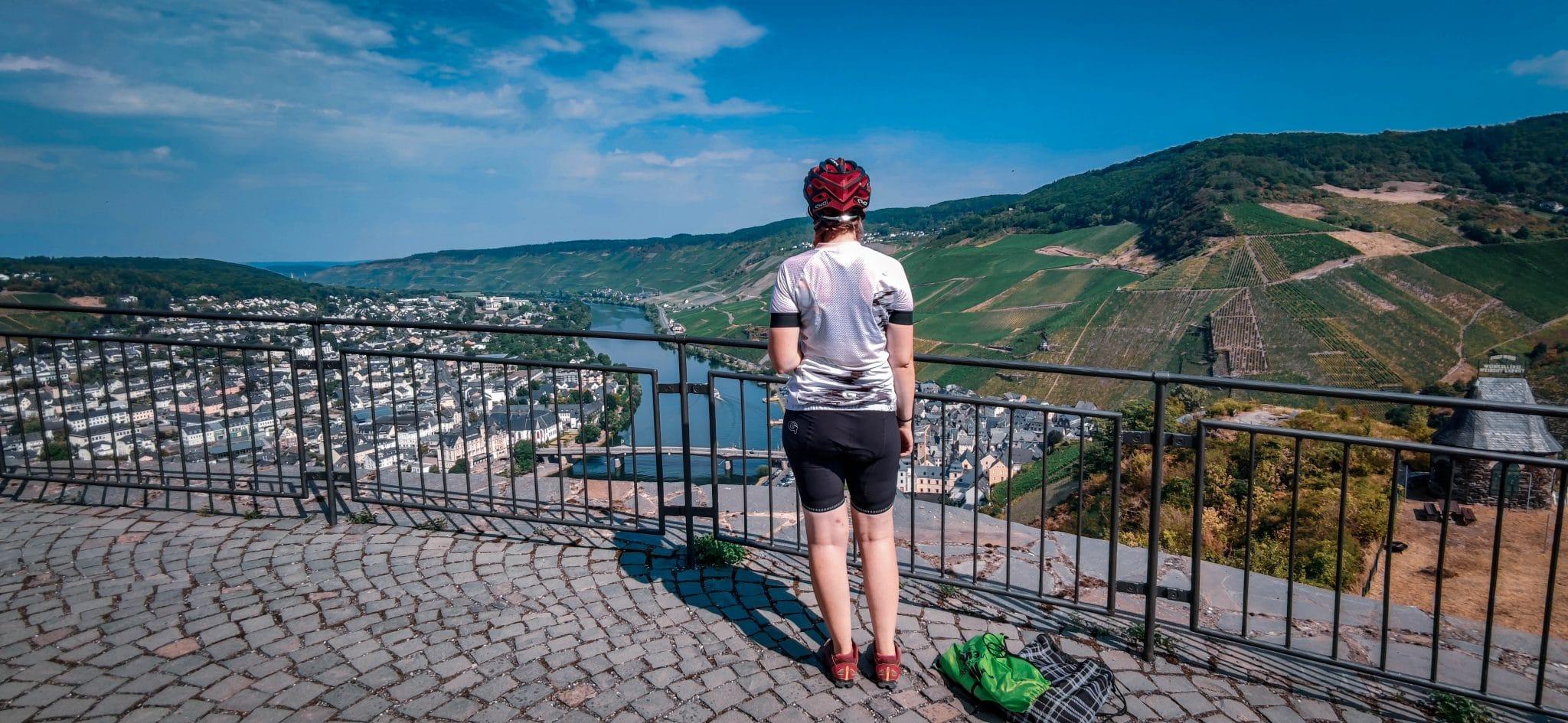 Fahrradurlaub an der Mosel - meine Erfahrungen mit dem Mountainbike
