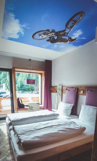 Zimmer im Explorer-Hotel Oberstdorf